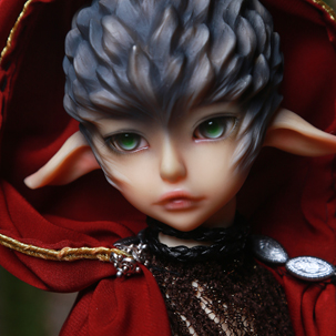 LUCIEN_YOUNG DOLL